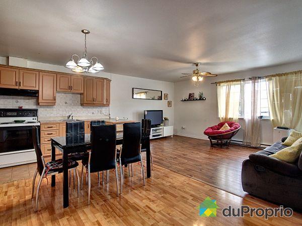 Living / Dining Room - 8110 10e Avenue, Villeray / St-Michel / Parc-Extension for sale