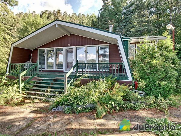 Outside - 30 chemin des Terres-Rompues, Chicoutimi (Canton Tremblay) for sale