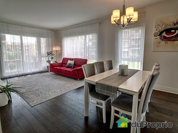 Living / Dining Room - 104-4125 boulevard Saint-Jean, Dollard-Des-Ormeaux for sale