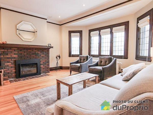 Living Room - 6121 rue de Terrebonne, Côte-des-Neiges / Notre-Dame-de-Grâce for sale