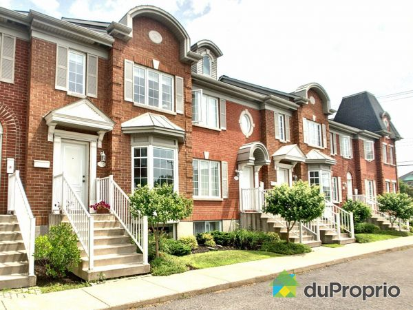 Side View - 2152 rue Notre-Dame, Lachine for sale