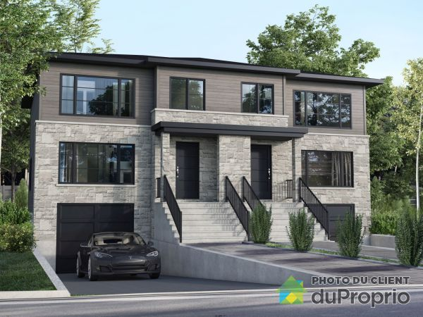 7406 avenue des Trembles -  Par Habitation Pacifique, Duvernay-Est for sale