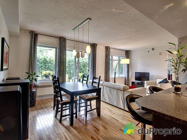 Living / Dining Room - 108-6600 boulevard Henri-Bourrassa Ouest, Saint-Laurent for sale