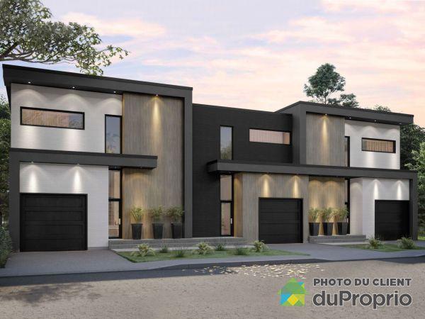 46, rue de l'Aigle - Otium maisons de ville - Par Construction Bocastel, Carignan à vendre