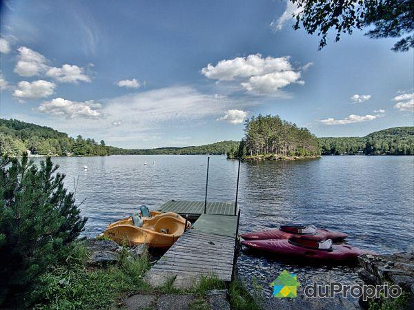 2510 chemin du lac Brûlé, Chertsey for sale