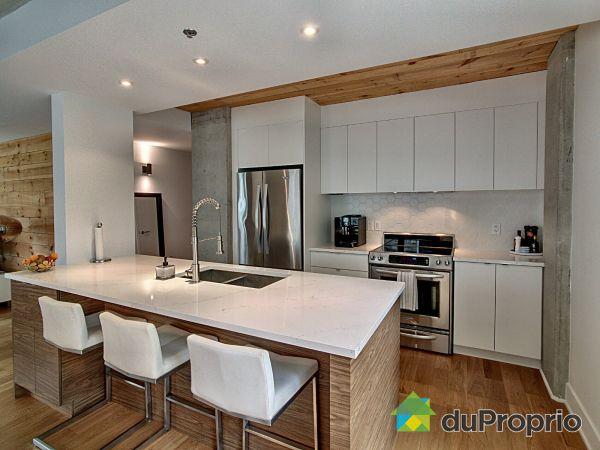 Kitchen - 200-8635 rue Lajeunesse, Villeray / St-Michel / Parc-Extension for sale