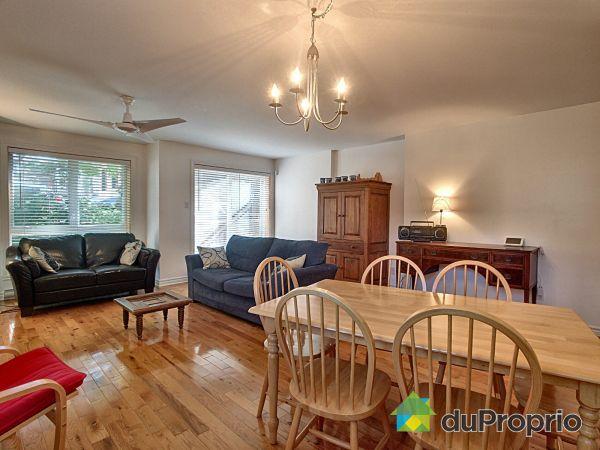 Salle de séjour - 102-2070, avenue Aird, Mercier / Hochelaga / Maisonneuve à vendre