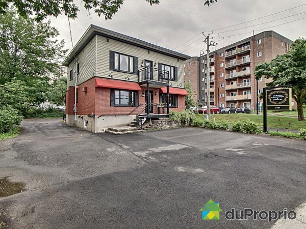 Overall View - 2707-2707A-2709, chemin Sainte-Foy, Ste-Foy for sale