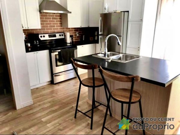 Kitchen - 14 chemin McGee, Lacolle for sale