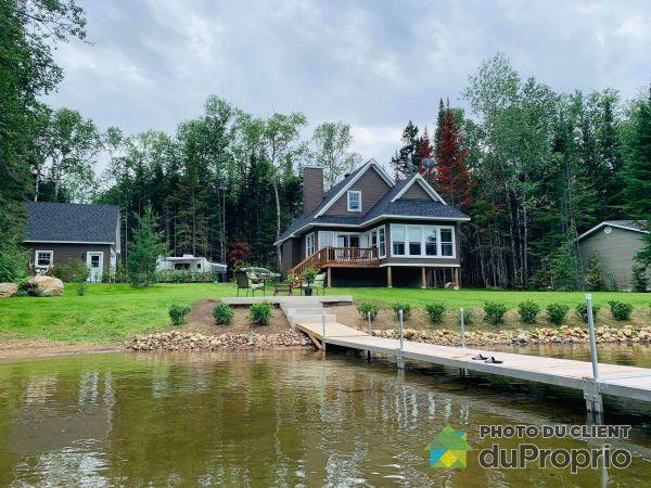 Cottage - 586 chemin du Lac Sylvère, St-Donat for sale
