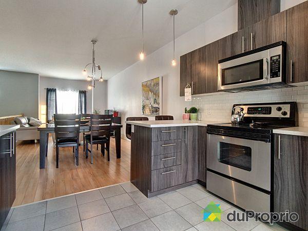 Kitchen - 193 rue du Verger, St-Romuald for sale