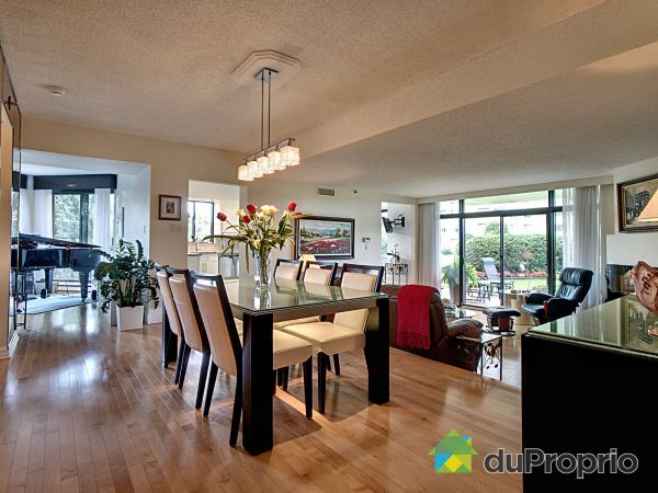Dining Room / Living Room - 101-4500 promenade Paton, Chomedey (Île Paton) for sale