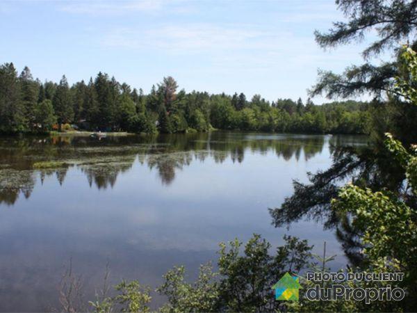 Lake - 310 avenue des Bleuets, Chertsey for sale