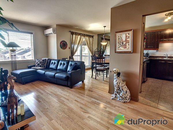 Living / Dining Room - 7-12375 avenue Roland-Paradis, Rivière des Prairies for sale