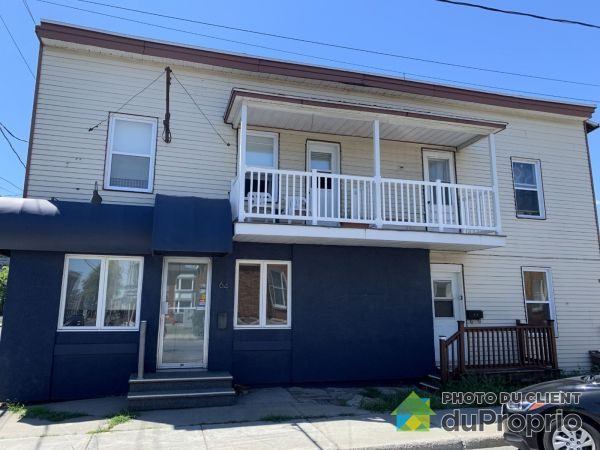 60-64, rue Nicholson, Salaberry-De-Valleyfield for sale