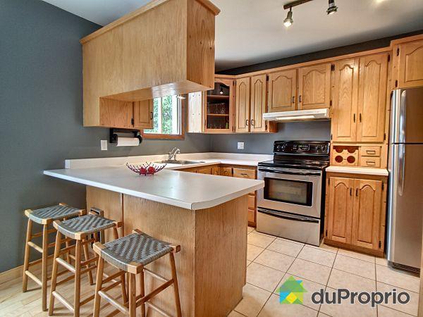 Kitchen - 2952 avenue des Fougères, Alma for sale