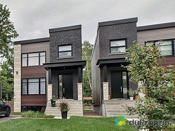 rue du Boisé - Boisé St-Augustin - PAR Construction McKinley, St-Augustin-De-Desmaures à vendre
