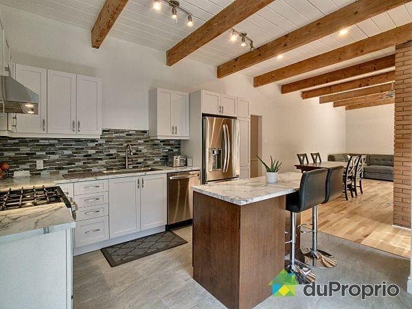 Kitchen - 79 rue Wilkinson, Hudson for sale