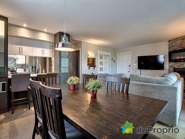 Living / Dining Room - 101-21 avenue Joubert, Candiac for sale