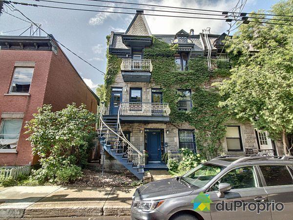 4286 rue Berri, Le Plateau-Mont-Royal for sale