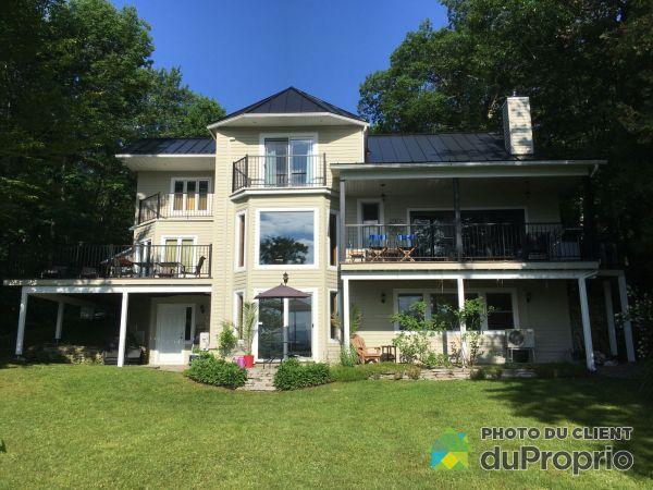 Rear View - 80-84, rue de Bondville, Lac-Brome (Knowlton) for sale