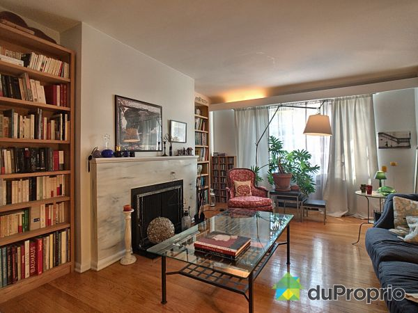 Living Room - 2-320 boulevard Laird, Mont-Royal for sale