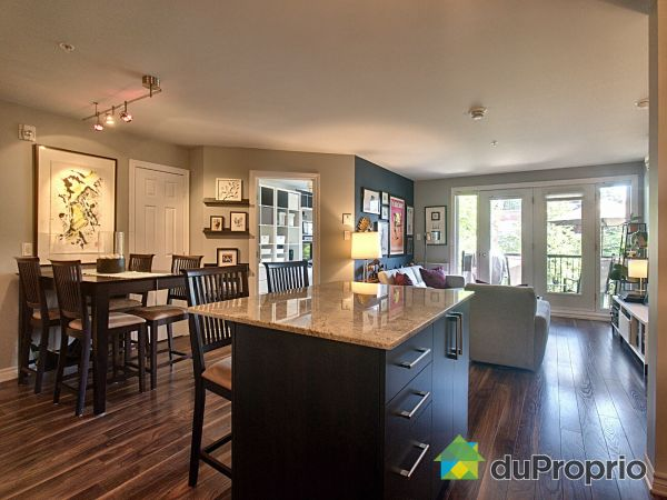 Dining Room / Living Room - 201-811 rue Rielle, Verdun for sale