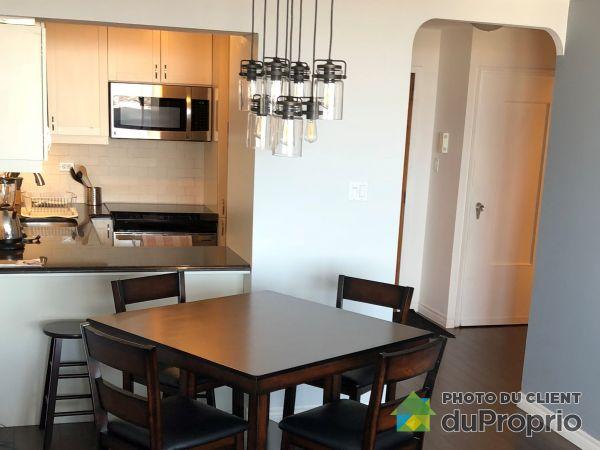 Living / Dining Room - 2402-3535 avenue Papineau, Le Plateau-Mont-Royal for sale