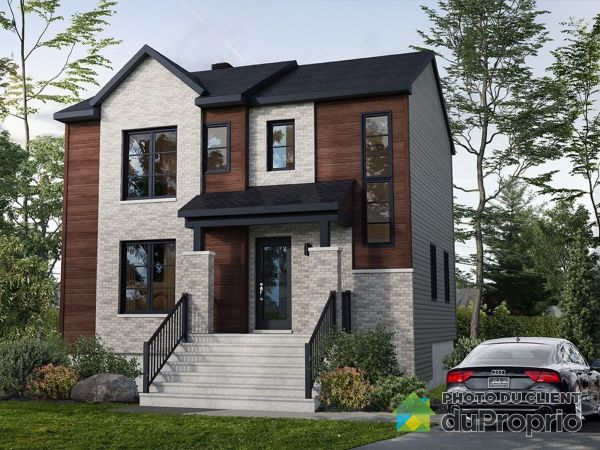 26e avenue - Le Quartz 3, Bois-Des-Filion for sale