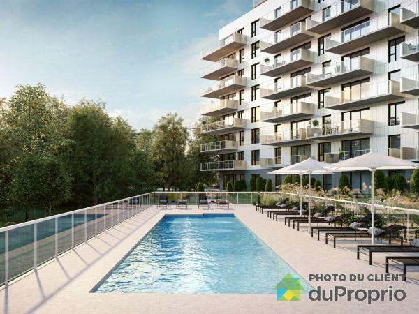 2013, boulevard Lebourgneuf - Quartier Mosaïque - unité 803, Lebourgneuf à vendre