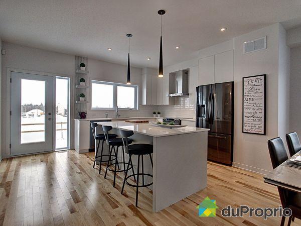 Noüvo District - Modèle à construire- Par Groupe Mathieu, Terrebonne (Terrebonne) à vendre
