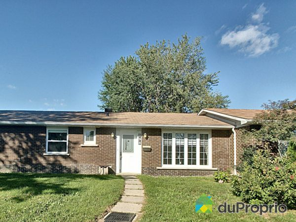 898, rue Gaudry, Longueuil (Greenfield Park) à vendre