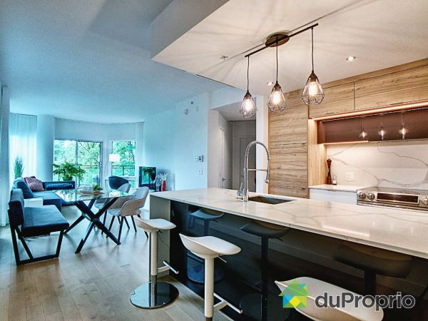 Kitchen - 405-4952 rue Honoré-Beaugrand, St-Augustin-De-Desmaures for sale