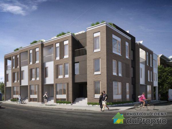 495, rue de l'Aqueduc - Projet Ozias - Par Construction SR, Saint-Sauveur à vendre