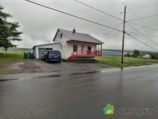 56, chemin Lessard Ouest, St-Cyrille-De-Lessard à vendre