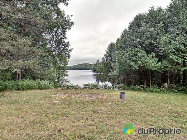 Vue sur le lac - 10, chemin Paul-Émile-Naud, Lac-Du-Cerf à vendre