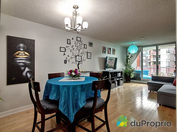 Dining Room / Living Room - 612-4720 rue Jean-Talon Est, Saint-Léonard for sale