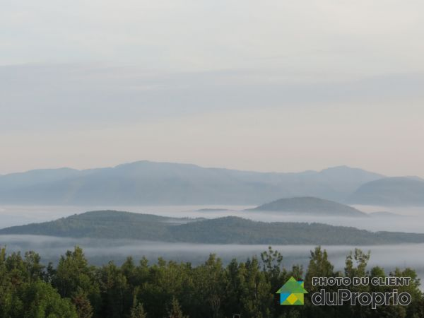 Vue sur montagnes - 50, rang Ruisseau-des-Frênes, La Malbaie à vendre