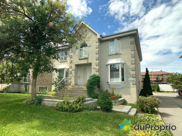 Buildings - 5880-5884 rue Parny, Vimont for sale