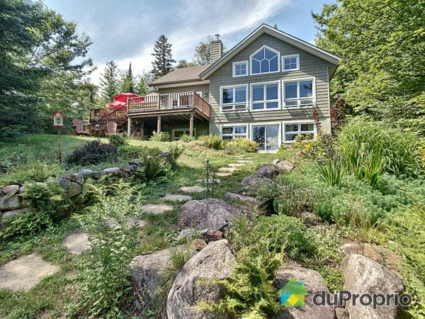 Rear View - 2357 chemin Maupas, Val-Morin for sale