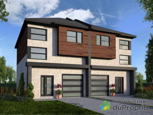 6925-6935 Avenue McRae - Par Danolo Construction, Longueuil (St-Hubert) for sale