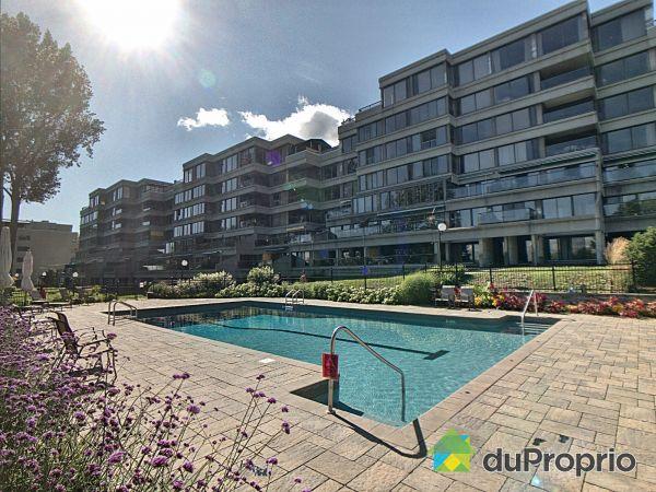 Pool - 541-16 rue des Jardins-Merici, Montcalm for sale
