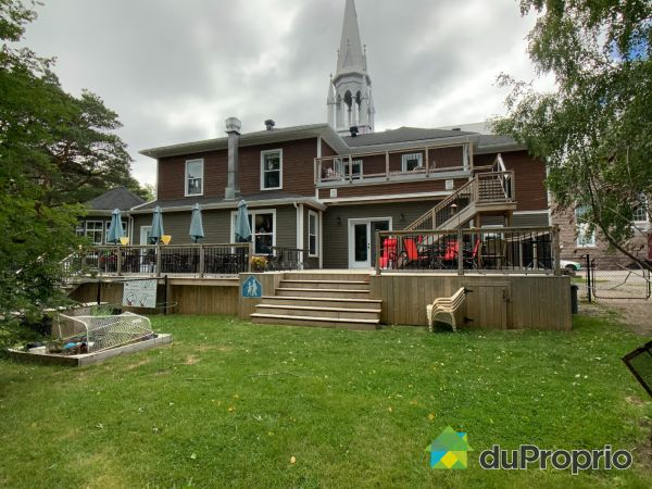Side View - 1131-1133 boulevard Saint-Joseph, Roberval for sale