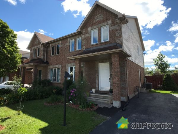 70 rue des Alizés, Gatineau (Hull) for sale