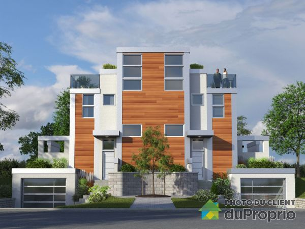 4552, rue Saint-Félix - Par Alliance Habitation, Cap-Rouge à vendre