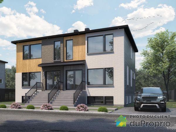 450 rue du Sémillon - Par Habitations Jutras, Drummondville (Drummondville) for sale