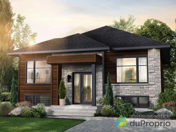 rue Bruchési - Modèle Le Barbad - Par Leanor Construction inc., Blainville for sale
