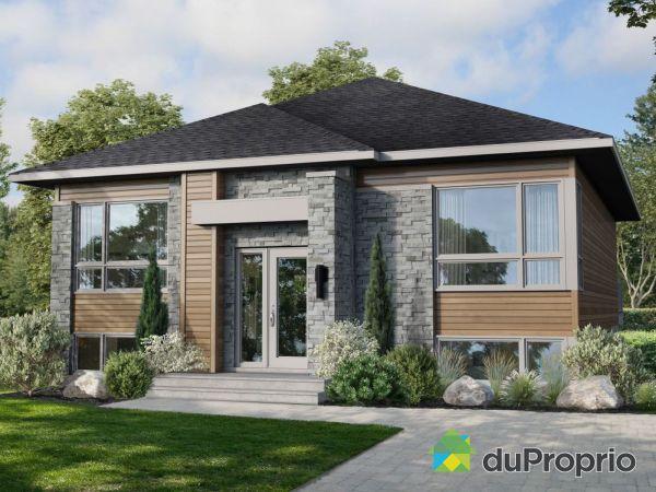 rue Bruchési - Modèle Le Pynta -  Par Leanor Construction inc., Blainville for sale