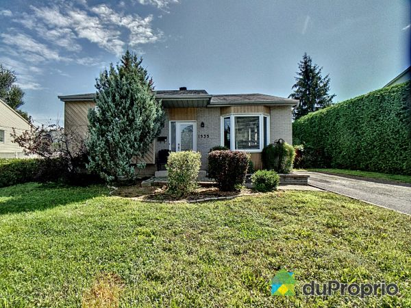 1535 rue Duvernay, Chambly for sale