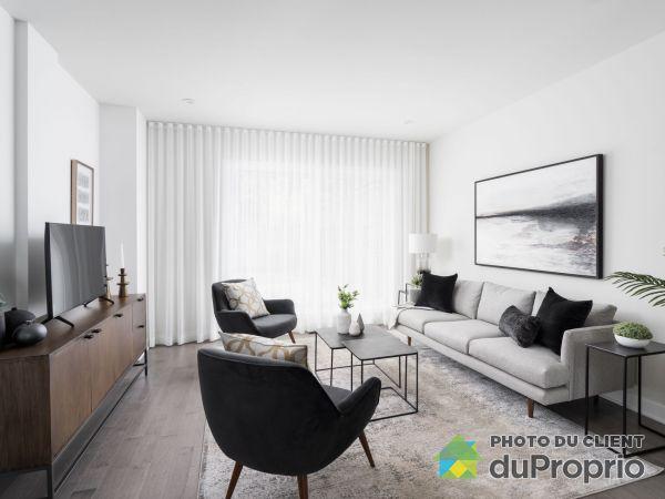 2155, rue Panet - Modèle 12 - Prestance Maisons de ville - PAR MONDEV, Ville-Marie (Centre-Ville et Vieux Mtl) à vendre